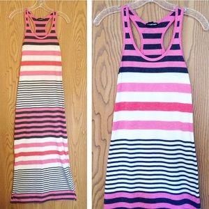 Ecko Unlimited Dresses & Skirts - 🔰SALE🔰 Colorful Striped Maxi Dress *EUC* 💗