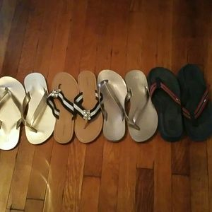 Flip flop bundle!!