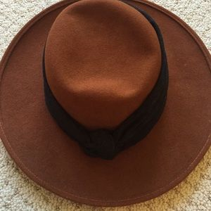 Accessories - Womens flannel hat
