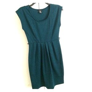 Timing Dresses & Skirts - Dark teal dress