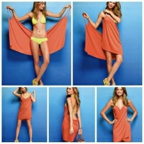 Moda International - Victoria's secret Beach wrap dress from Mel's ...