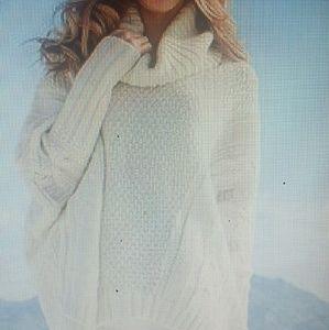 Moda International Sweaters - Victoria Secret oversized, sweater/poncho