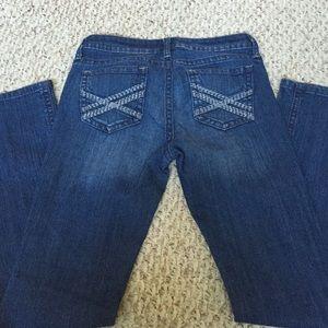 Cute boot cut jeans