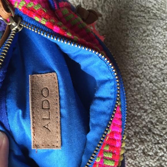 Aldo Bags - ALDO tribal print fanny pack
