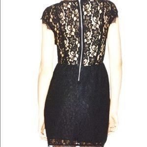 "Aritzia Dresses & Skirts - 🎀Aritzia ""Babylon"" ""Tobais"" Lace cocktail dress"