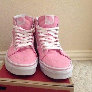 Furgonetas Sk8 Patín Hi Zapato Prisma De Color Rosa T6eOz