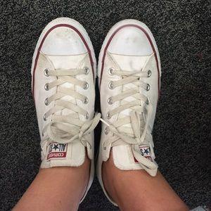 Womens Dimensioni Bianco Converse 10 c1OR3Lz5pu