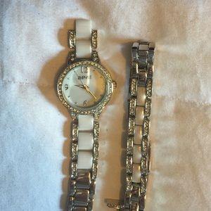 August Steiner Jewelry - August Steiner Watch and Bracelet