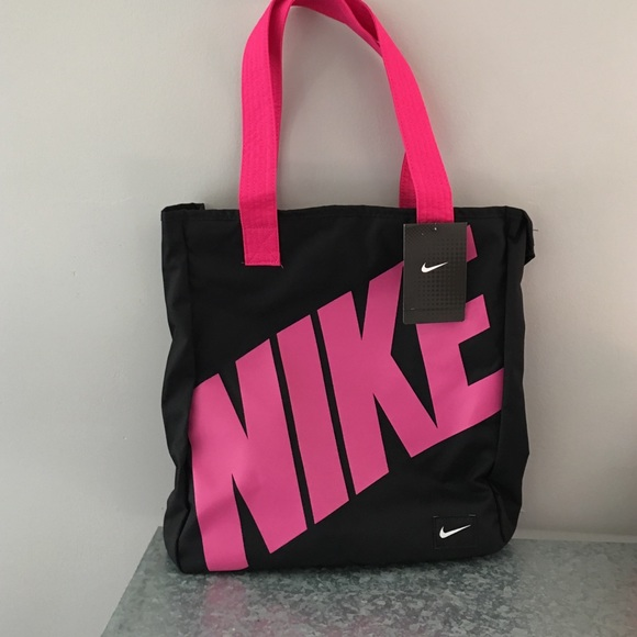 Nike Woman's Large Beach Sports Shopping Tote Bag.
