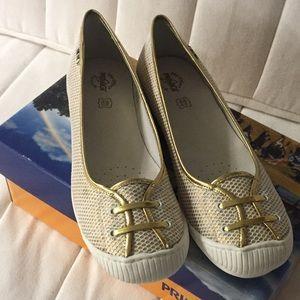 Primigi Shoes - Gold Primigi flat shoes