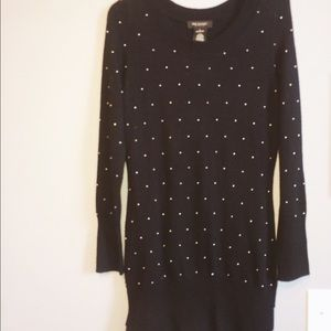 MM Couture sweater dress