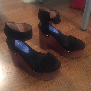 Jeffrey Campbell Chunky Platforms