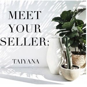 Meet your seller!