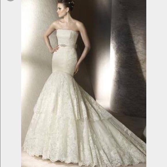 43285ff39 San Patrick Dresses | New Rivoli Wedding Dress | Poshmark
