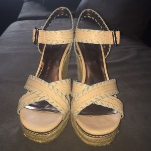 Reba Shoes - Wedges