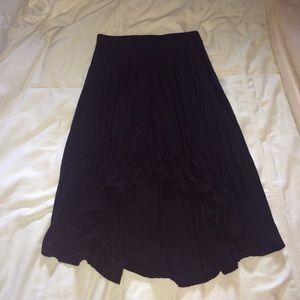Stem Baby Dresses & Skirts - High-Low Black Skirt From Nordstrom Rack