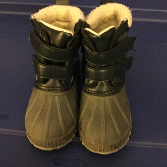 Toddler Boys Old Navy Snow Boots C