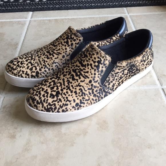 Shoes | Leopard Slipon Sneakers | Poshmark