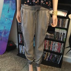 Anthropologie Joggers (M)