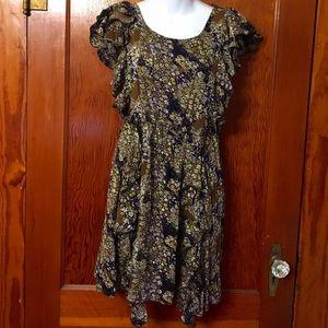 Ya Los Angeles Dresses & Skirts - Ya Los Angeles Ruffled Dress