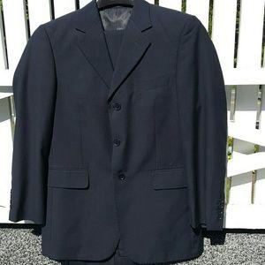 Giorgio Fiorelli Other - Giorgio Fiorelli-super 120s Double Vent Navy Suit