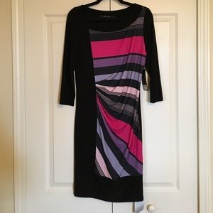Komarov Dresses & Skirts - Candy Stripe Dress