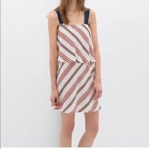 Zara sailor dress