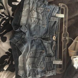 Wallflower Shorts - Jean shorts