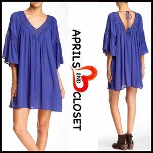 Flying Tomato Dresses & Skirts - ❗️1-HOUR SALE❗️BOHO DRESS Crochet Lace Mini