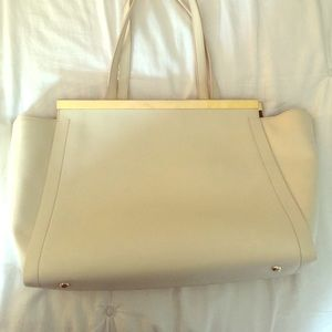 Alberta di canio Handbags - White leather Purse
