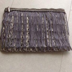 New Zara Tassel Handbag