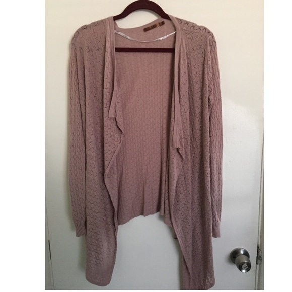 67% off Belldini Sweaters - Lightweight Waterfall Cardigan from ...