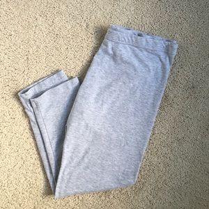 Gray capris !  Excellent condition
