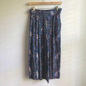 Dresses & Skirts - Vintage Paisley Skirt