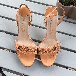 Alexandra Neel Shoes - Alexandra Neel vintage stiletto heels
