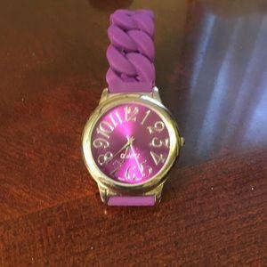 Accessories - Purple watch