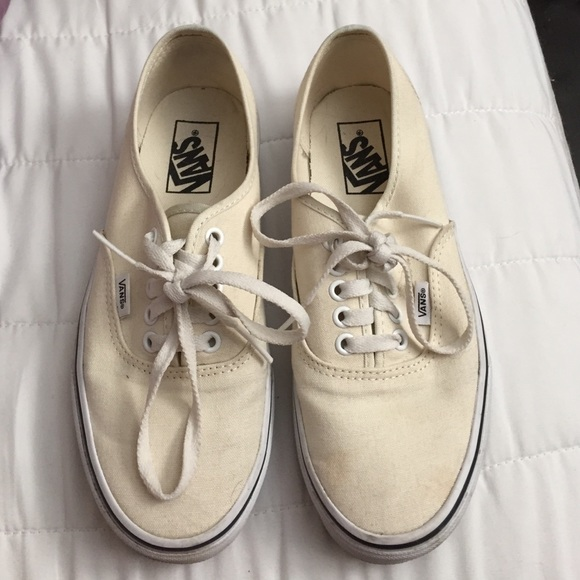 Vans Authentic Off White dP7A06d99