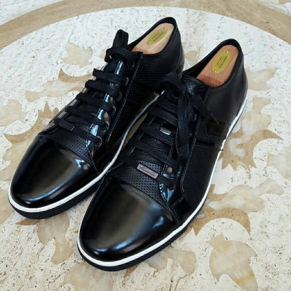 Sale Kenneth Cole Black Patentleather