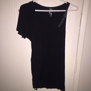 GUESS Tops - Guess One Shoulder Top