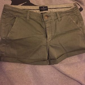 American Eagle Outfitters midi short