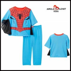AME Sleepwear Other - ❗️1-HOUR SALE❗️SPIDER MAN PAJAMA SET Toddler Boys