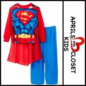 AME Sleepwear Other - ❗️1-HOUR SALE❗️SUPERMAN PAJAMA SET 3 Piece Set Boy
