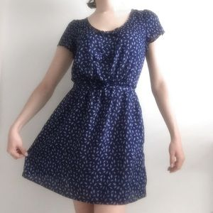 Forever 21 Spotted Dress