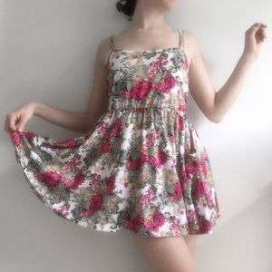 Forever 21 Dresses - Charlotte Russe Flower Dress