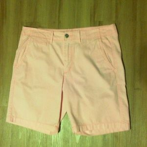 American Eagle Outfitters Other - American Eagle Prep Pink Cotton Shorts mens 36