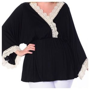 Tops - New - Boho Chic Top