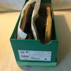 Solesensibility Shoes - Espadrilles New in Box