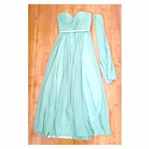 Dresses & Skirts - Sweetheart Sage Dress
