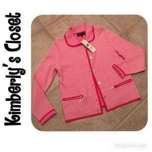 Jones New York Jackets & Blazers - 🆕🛍JONES NEW YORK🛍 sweater/jacket