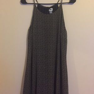Old navy high low maxi dress